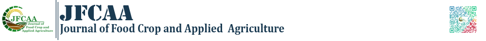 Journal of Food Crop and Applied  Agriculture